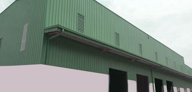 warehouse construction in chennai